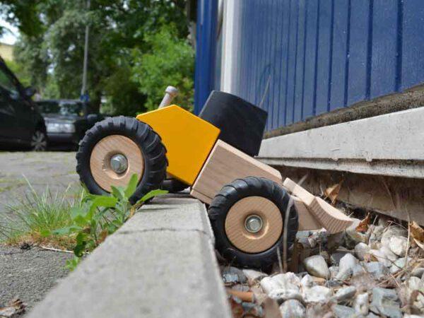 Speelgoed bulldozer Big Bopper