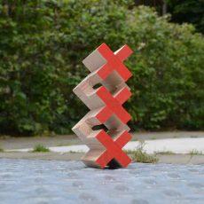 Houten puzzel Amsterdam